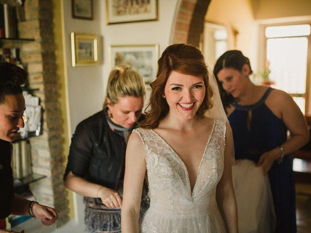 Il matrimonio di Marina e Andrea a Montichiari, Brescia 12