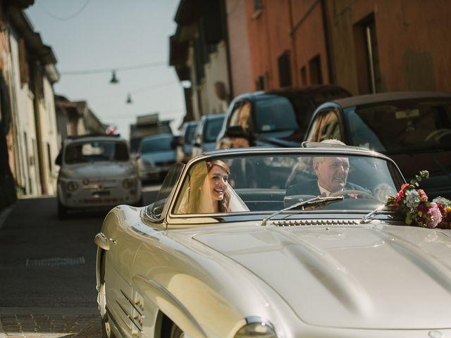 Il matrimonio di Marina e Andrea a Montichiari, Brescia 19