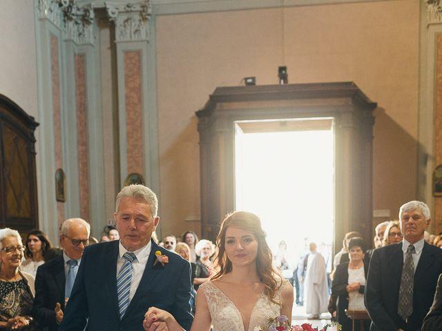 Il matrimonio di Marina e Andrea a Montichiari, Brescia 22