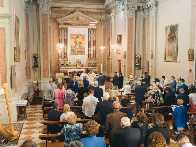 Il matrimonio di Marina e Andrea a Montichiari, Brescia 23