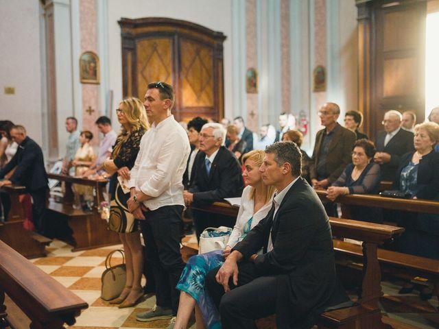 Il matrimonio di Marina e Andrea a Montichiari, Brescia 24