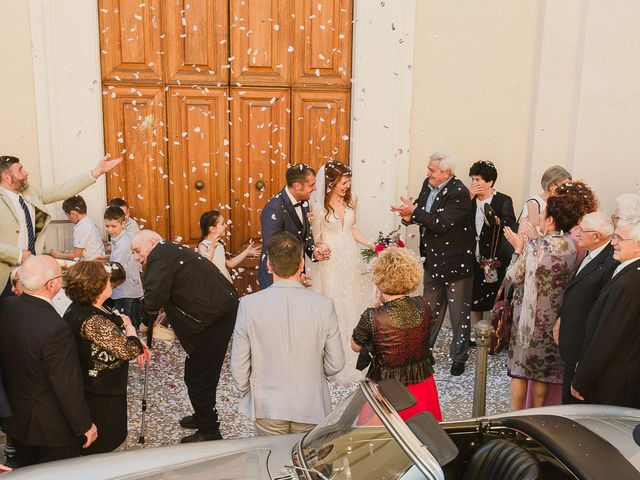 Il matrimonio di Marina e Andrea a Montichiari, Brescia 25