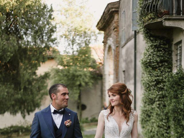 Il matrimonio di Marina e Andrea a Montichiari, Brescia 30