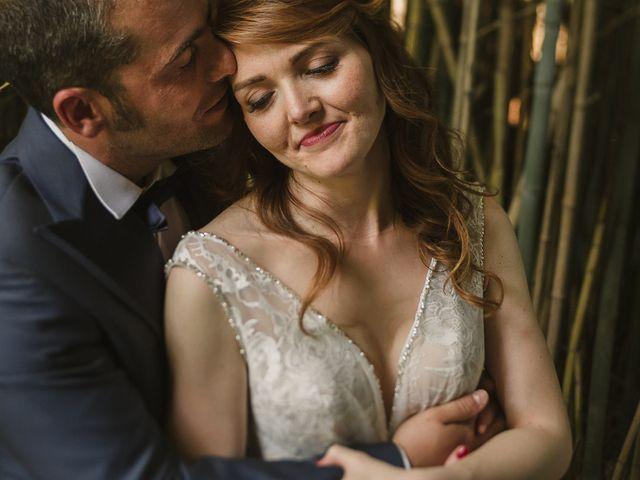 Il matrimonio di Marina e Andrea a Montichiari, Brescia 33