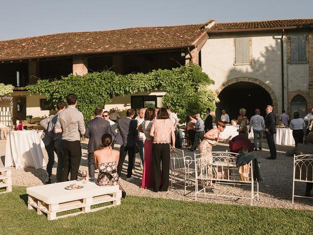 Il matrimonio di Marina e Andrea a Montichiari, Brescia 36