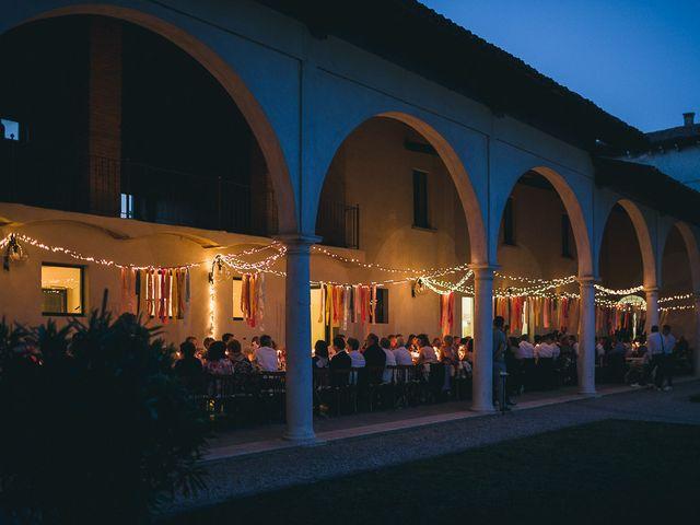 Il matrimonio di Marina e Andrea a Montichiari, Brescia 44