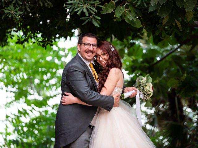 Il matrimonio di Marco e Melissa a Monreale, Palermo 1