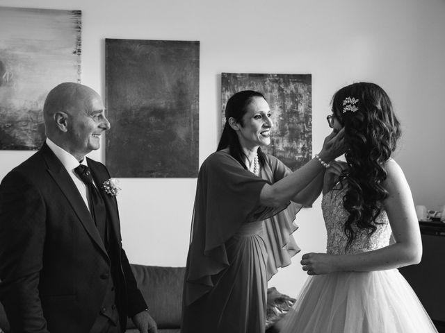 Il matrimonio di Marco e Melissa a Monreale, Palermo 21