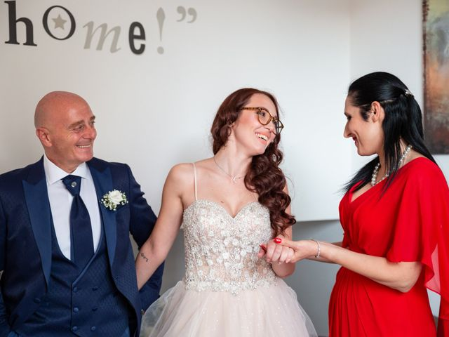 Il matrimonio di Marco e Melissa a Monreale, Palermo 22