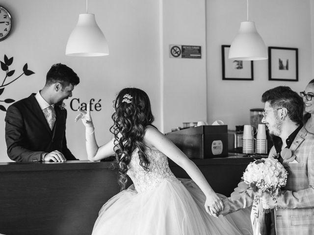 Il matrimonio di Marco e Melissa a Monreale, Palermo 37