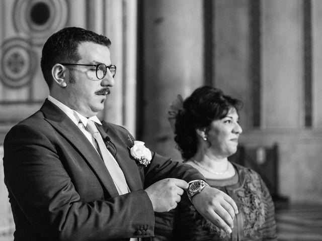 Il matrimonio di Marco e Melissa a Monreale, Palermo 43
