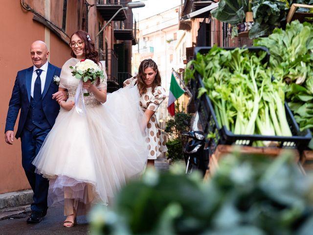 Il matrimonio di Marco e Melissa a Monreale, Palermo 44