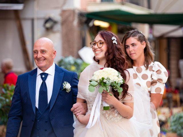 Il matrimonio di Marco e Melissa a Monreale, Palermo 45