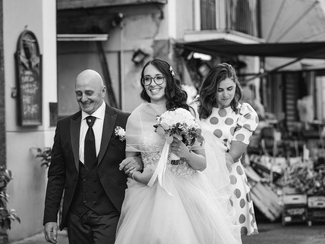 Il matrimonio di Marco e Melissa a Monreale, Palermo 46