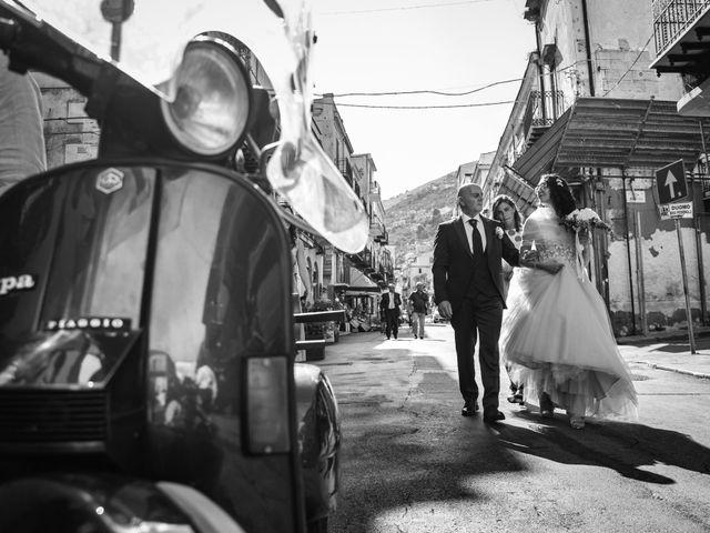 Il matrimonio di Marco e Melissa a Monreale, Palermo 47