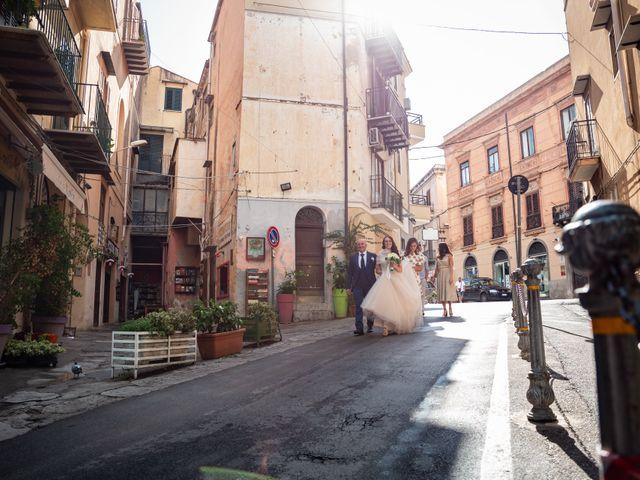 Il matrimonio di Marco e Melissa a Monreale, Palermo 49