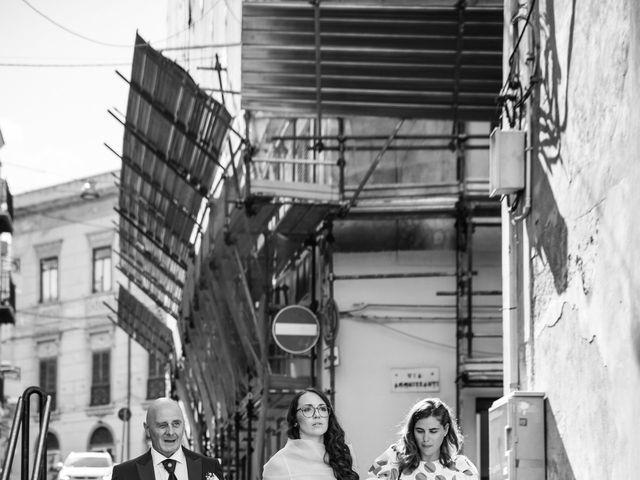 Il matrimonio di Marco e Melissa a Monreale, Palermo 50