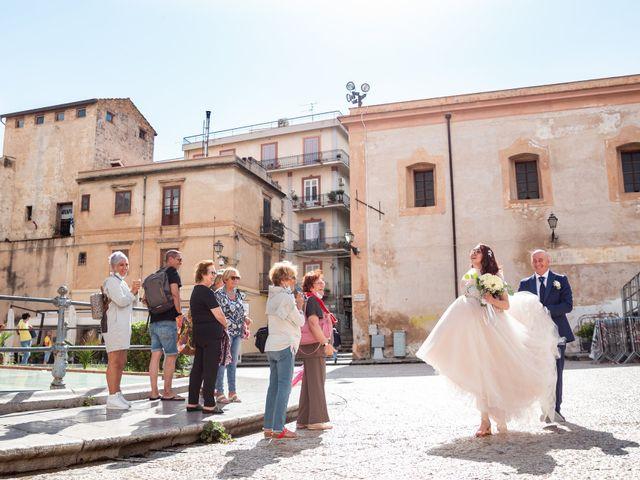 Il matrimonio di Marco e Melissa a Monreale, Palermo 51