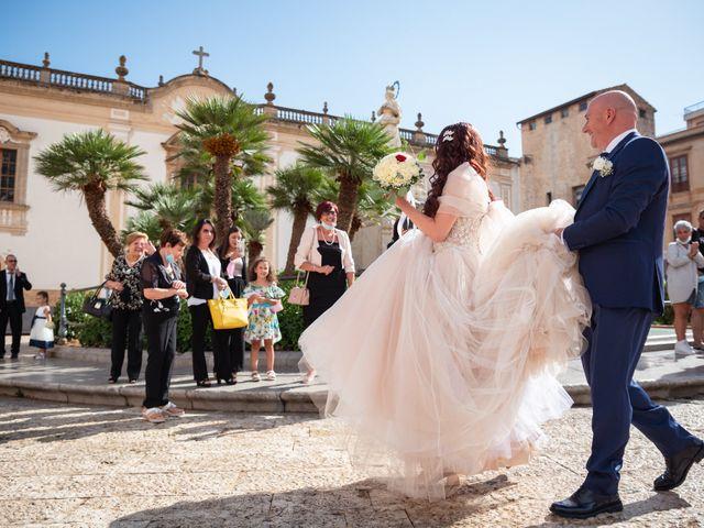 Il matrimonio di Marco e Melissa a Monreale, Palermo 52