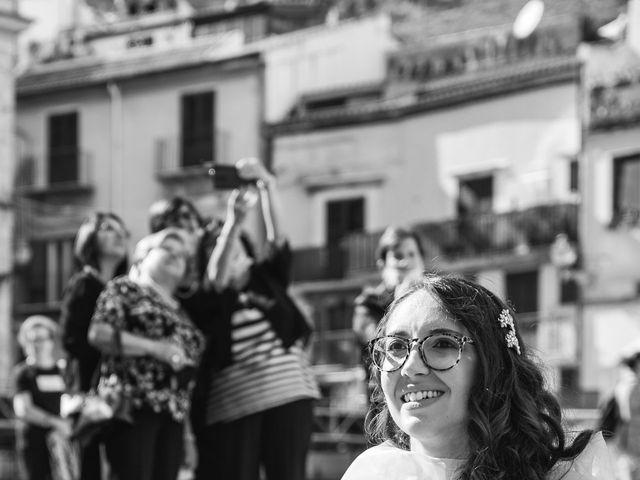 Il matrimonio di Marco e Melissa a Monreale, Palermo 54