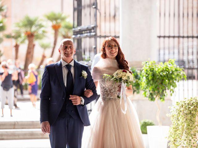 Il matrimonio di Marco e Melissa a Monreale, Palermo 57