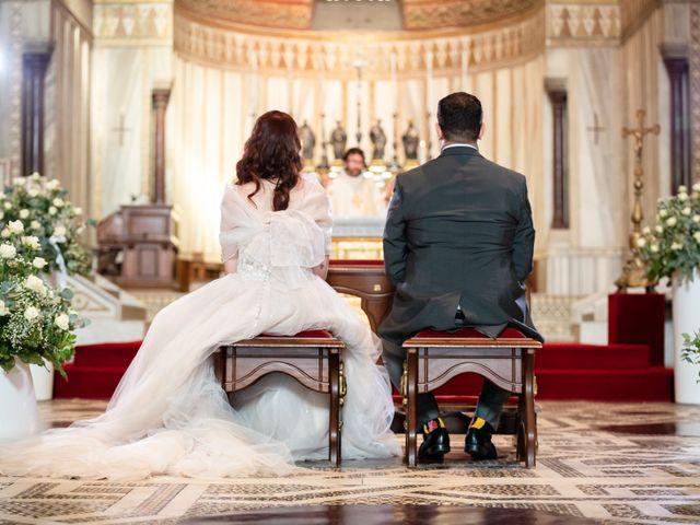 Il matrimonio di Marco e Melissa a Monreale, Palermo 63