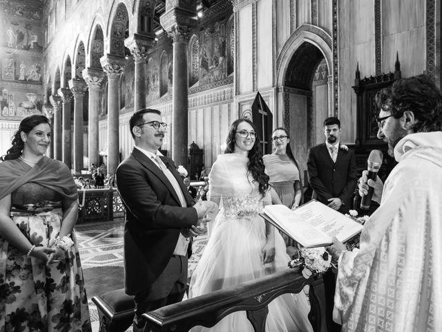 Il matrimonio di Marco e Melissa a Monreale, Palermo 65