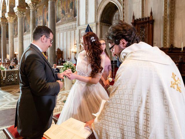 Il matrimonio di Marco e Melissa a Monreale, Palermo 67