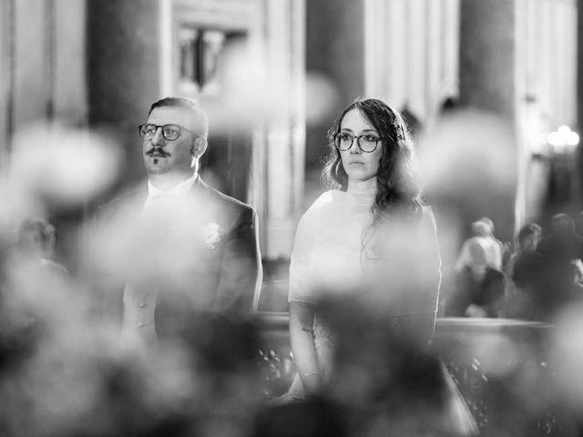Il matrimonio di Marco e Melissa a Monreale, Palermo 73