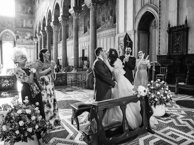 Il matrimonio di Marco e Melissa a Monreale, Palermo 76