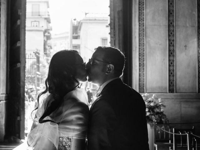 Il matrimonio di Marco e Melissa a Monreale, Palermo 77