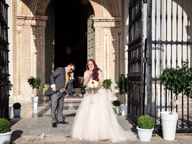 Il matrimonio di Marco e Melissa a Monreale, Palermo 82