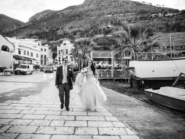 Il matrimonio di Marco e Melissa a Monreale, Palermo 84