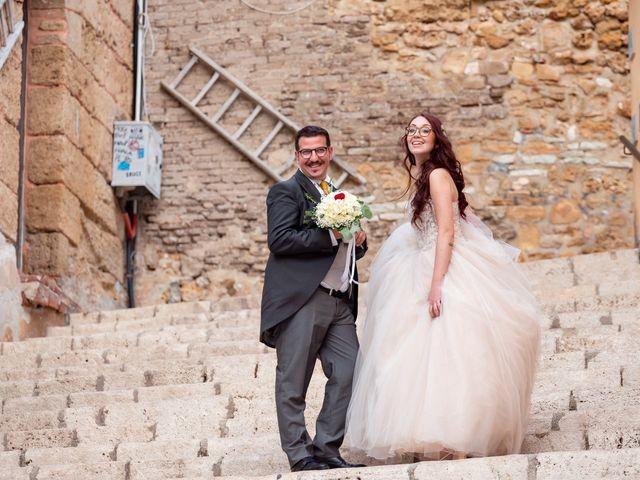 Il matrimonio di Marco e Melissa a Monreale, Palermo 87