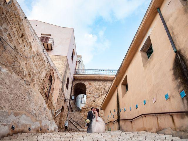 Il matrimonio di Marco e Melissa a Monreale, Palermo 88
