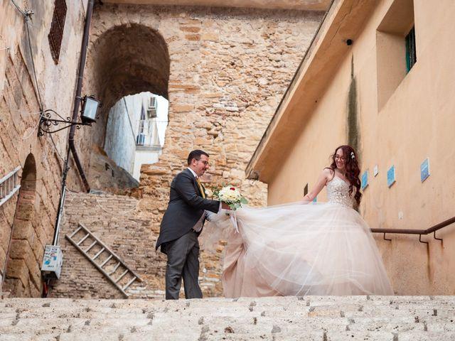 Il matrimonio di Marco e Melissa a Monreale, Palermo 89