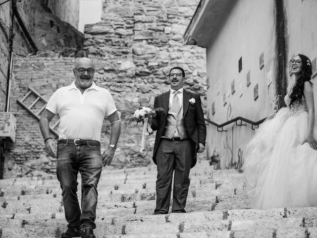 Il matrimonio di Marco e Melissa a Monreale, Palermo 90