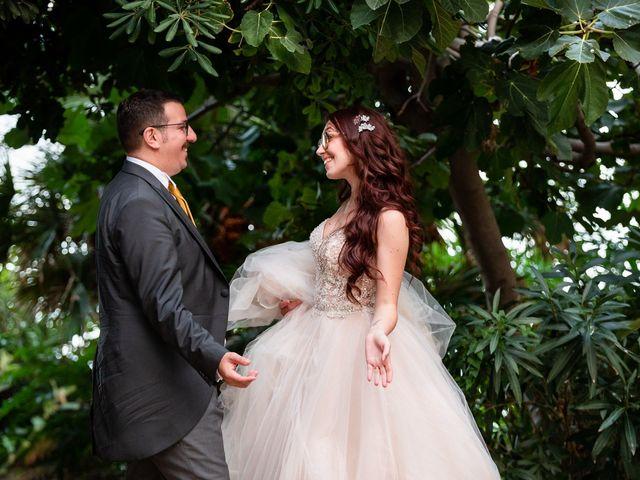 Il matrimonio di Marco e Melissa a Monreale, Palermo 91