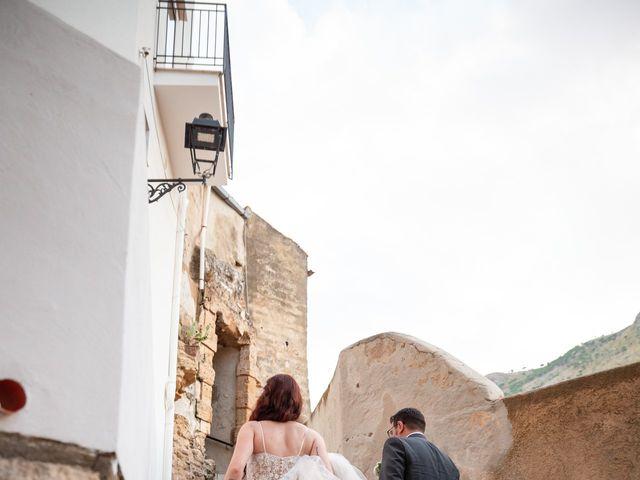 Il matrimonio di Marco e Melissa a Monreale, Palermo 92