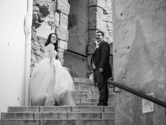 Il matrimonio di Marco e Melissa a Monreale, Palermo 93