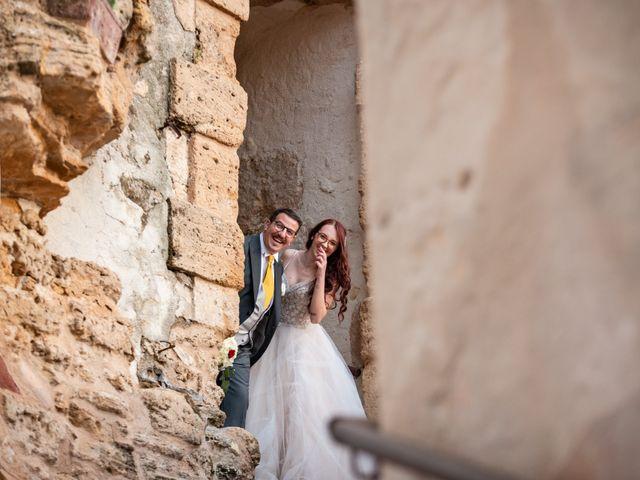 Il matrimonio di Marco e Melissa a Monreale, Palermo 94