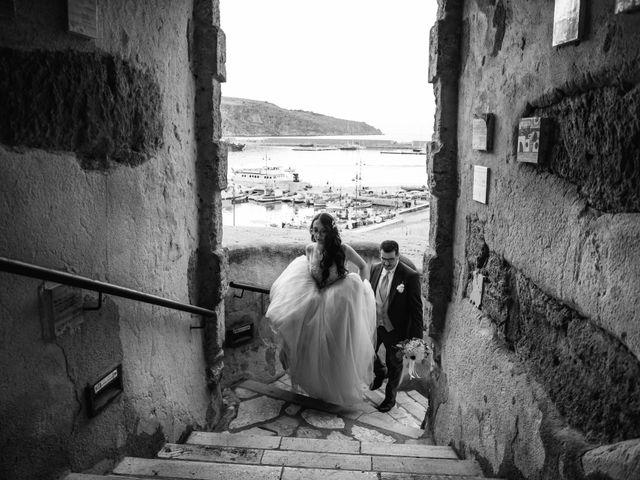 Il matrimonio di Marco e Melissa a Monreale, Palermo 95