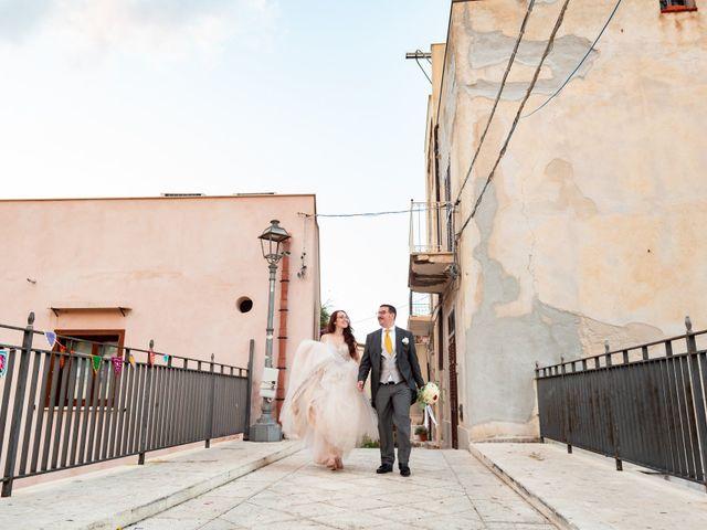 Il matrimonio di Marco e Melissa a Monreale, Palermo 98