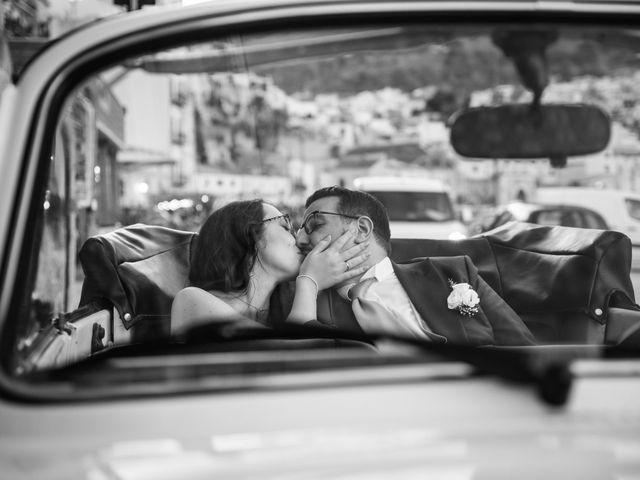 Il matrimonio di Marco e Melissa a Monreale, Palermo 100