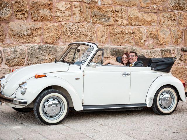 Il matrimonio di Marco e Melissa a Monreale, Palermo 101
