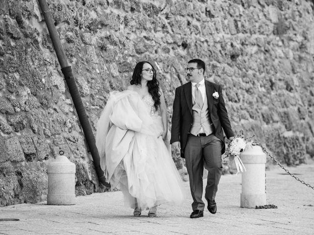 Il matrimonio di Marco e Melissa a Monreale, Palermo 102