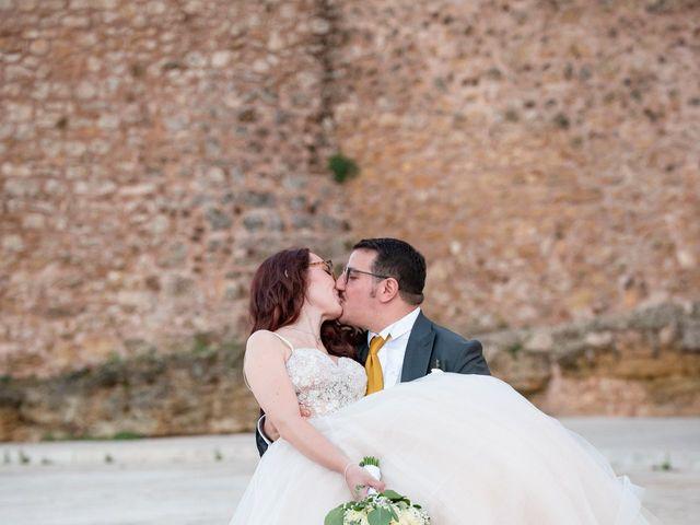 Il matrimonio di Marco e Melissa a Monreale, Palermo 104