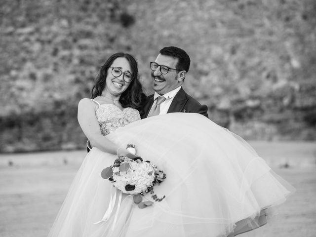 Il matrimonio di Marco e Melissa a Monreale, Palermo 105