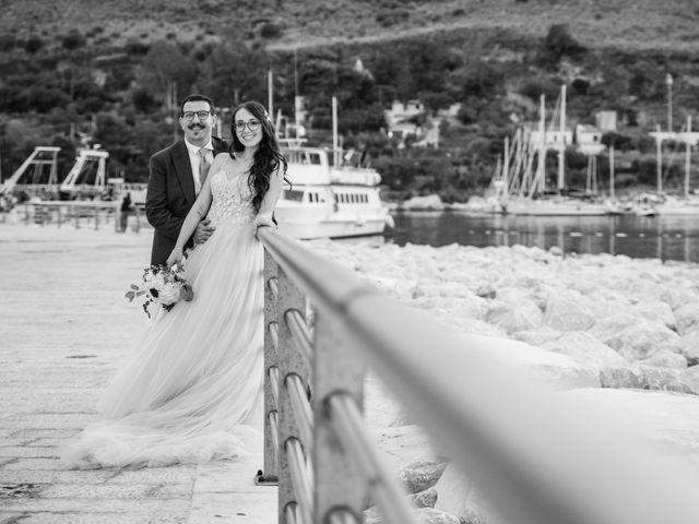 Il matrimonio di Marco e Melissa a Monreale, Palermo 106