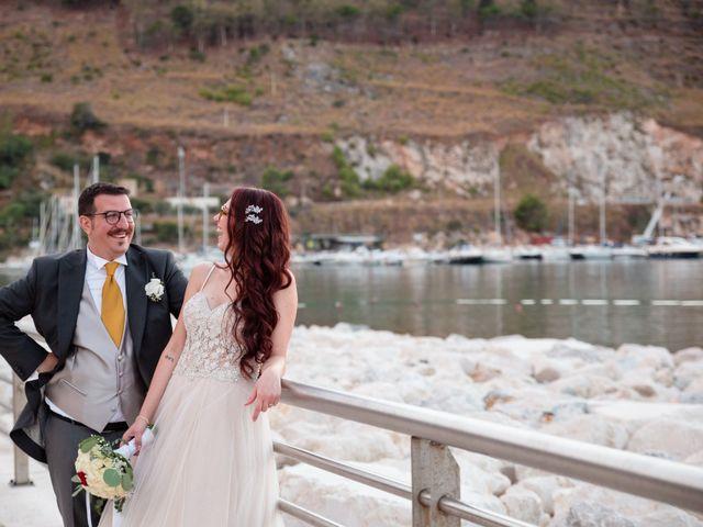 Il matrimonio di Marco e Melissa a Monreale, Palermo 107
